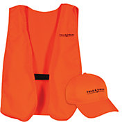Field & Stream Youth Hat and Vest Combo