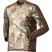 Field & Stream Youth SMARTWICK Mesh Tech Long Sleeve Shirt