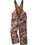 Field & Stream Kids' True Pursuit Insulated Hunting Bibs