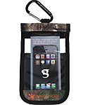 geckobrands Camo Waterproof iPhone/ Small Phone Dry Case
