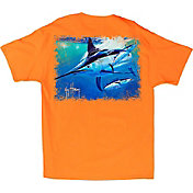 Guy Harvey Men's Hoodat T-Shirt