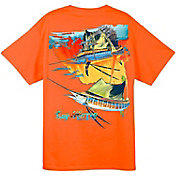 Guy Harvey Men's Halo T-Shirt