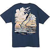 Guy Harvey Men's Woodnut T-Shirt