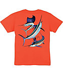 Guy Harvey Boys' Grand Slam T-Shirt