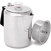 GSI Outdoors Glacier 9-Cup Coffee Percolator