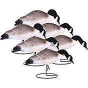 Hard Core Full Body Canada Goose Feeder Duck Decoy - 6 Pack