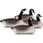 Hard Core Canada Goose Floaters Touchdown Decoys – 4 Pack