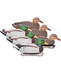 Hard Core Standard Mallard Duck Decoy - 6 Pack