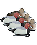 Hard Core Redhead Duck Decoy – 6 Pack