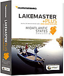 Humminbird Mid Atlantic States LakeMaster PLUS