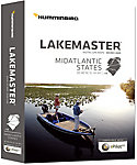Humminbird Mid Atlantic States LakeMaster Micro SD Card