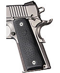 Hogue 1911 Government Rubber Grip-Palm Swells