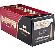 HPR Hyper Clean .223 Full Metal Jacket Rifle Ammunition – 55 Grain