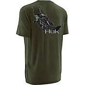 Huk Men's KScott Strike Off T-Shirt