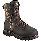 "Irish Setter Men's Gunflint II 10"" Mossy Oak Break-Up Infinity 1000g Waterproof Field Hunting Boots"