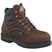 "Irish Setter Men's Ramsey 6"" Waterproof Aluminum Toe Work Boots"