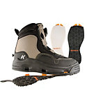 Korkers Whitehorse Wading Boots w/Felt and Kling-On Soles