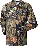 Lodge Outfitters Men's Camo Long Sleeve Hunting T-Shirt