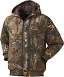 Lodge Outfitters Men's Bomber Insulated Hunting Jacket