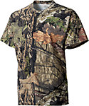 Lodge Outfitters Men's Camo Hunting T-Shirt