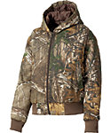 Lodge Outfitters Kids' Bomber Hunting Jacket