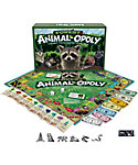 Late for the Sky Forest Animal-opoly