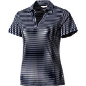 Lady Hagen Women's Essentials Stripe Golf Polo