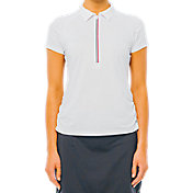 LIJA Women's Raglan Golf Polo