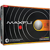 Maxfli U/6 Tour Soft Golf Balls