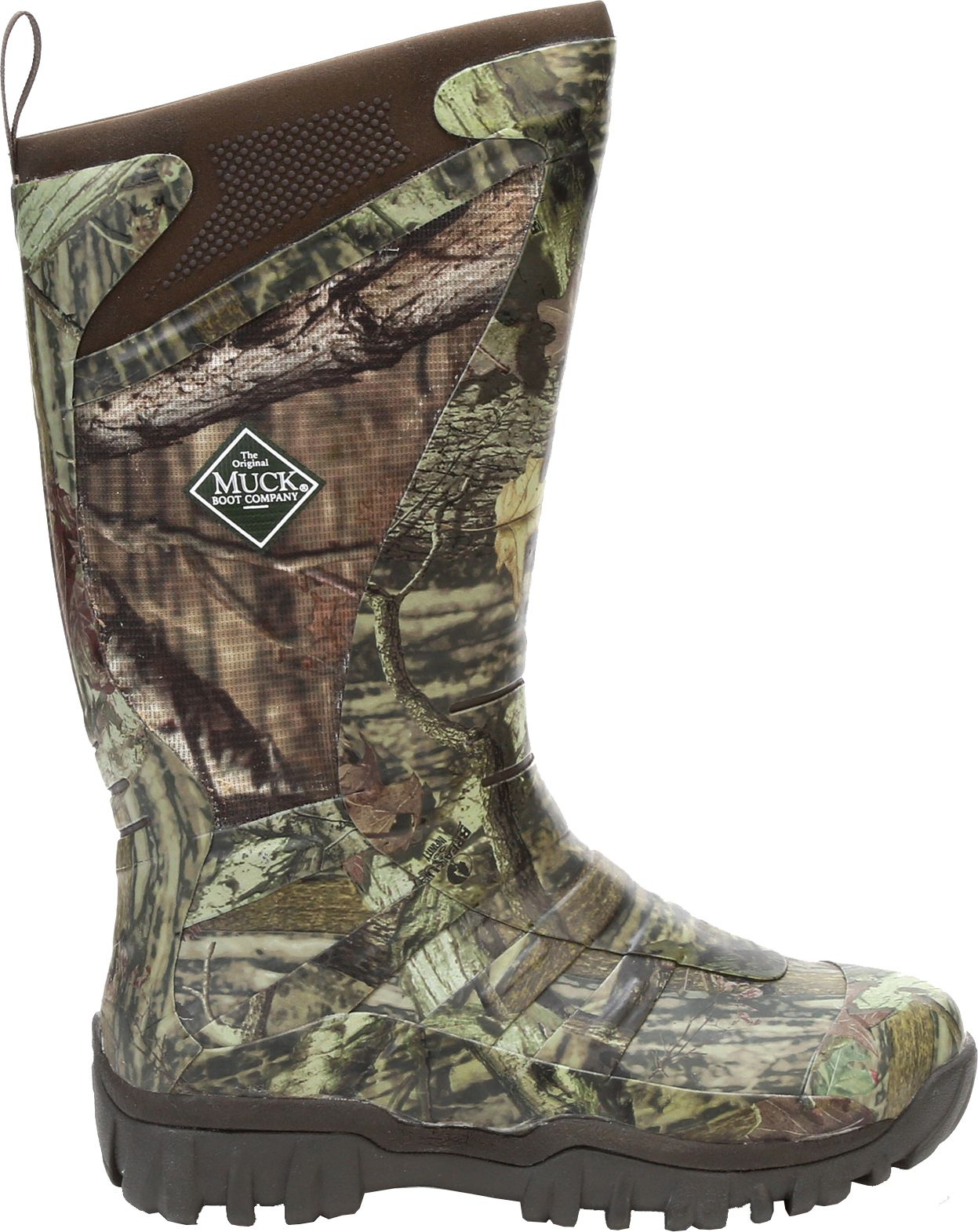 Muck Boot Men&39s Pursuit Supreme Rubber Hunting Boots| DICK&39S