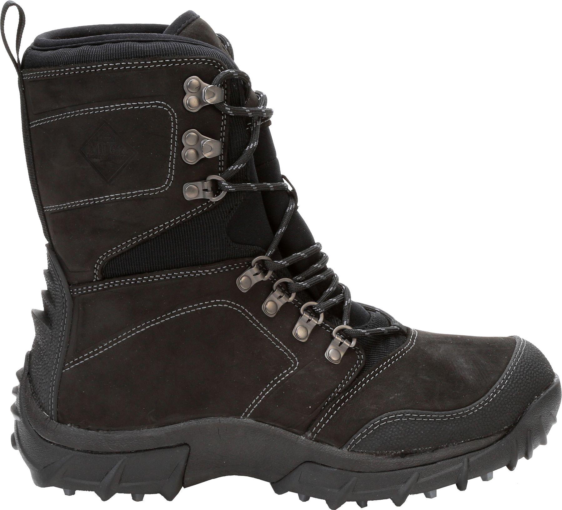 Muck Boot Men's Peak Hardcore Insulated Waterproof Field Hunting ...