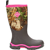 Muck Boot Women's Woody PK Rubber Hunting Boots