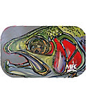 Montana Fly Company Fly Box Poly with Optional Leaf- Borkski's Rainbow III
