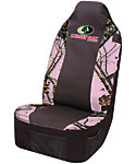 Mossy Oak Universal Seat Cover in Pink