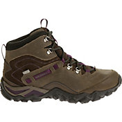 Merrell Women's Chameleon Traveler Mid Waterproof Hiking Boots