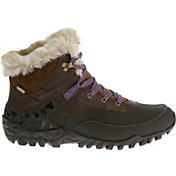 Merrell Women's Fluorecein Shell 200g Waterproof Winter Boots