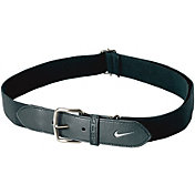 Nike Youth Leather Baseball Belt