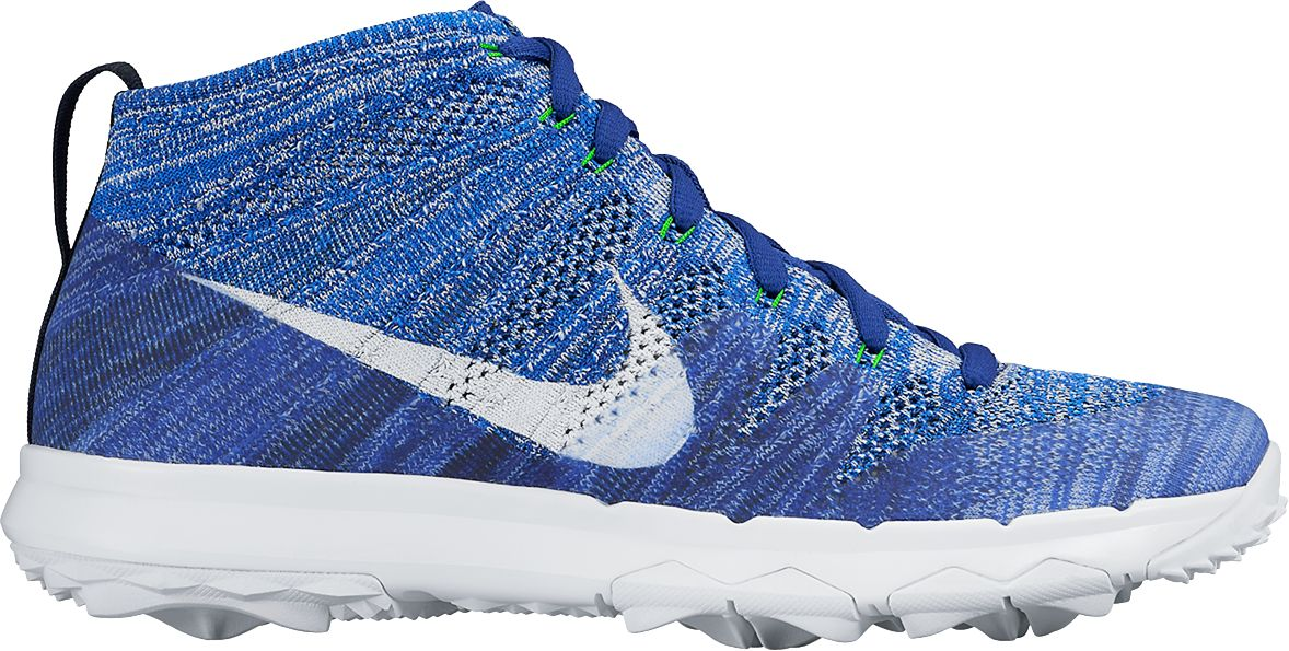 Nike Flyknit Chukka Golf Shoes