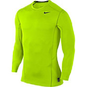 Nike Men's Pro Hyperwarm Lite Fitted Long Sleeve Shirt