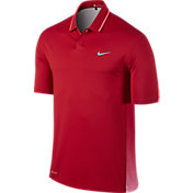 Nike Men's Tiger Woods Dri-FIT Glow Golf Polo