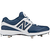 New Balance Men's 4040 Classic Low Metal Baseball Cleat