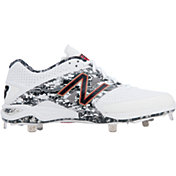 New Balance Men's 4040 V2 Pedroia Low Metal Baseball Cleat