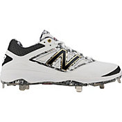 New Balance Men's Dustin Pedroia 4040 V3 Metal Baseball Cleats