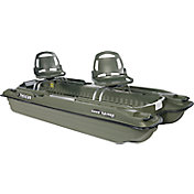 Pelican Bass Raider 10E Fishing Boat
