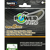 PowerPro Super 8 Slick Braided Fishing Line