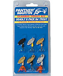 Panther Martin Classic Trout Kit – 6-Pack