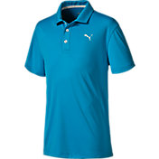 Puma Boys' Pounce Golf Polo