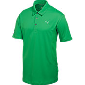 Puma Boys' Tech Golf Polo