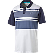 Puma Men's Patternblock Golf Polo