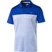Puma Men's Tailored Platform Golf Polo